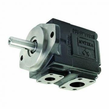 NACHI PVS-1B-16 PVS Series Variable Volume Piston Pumps