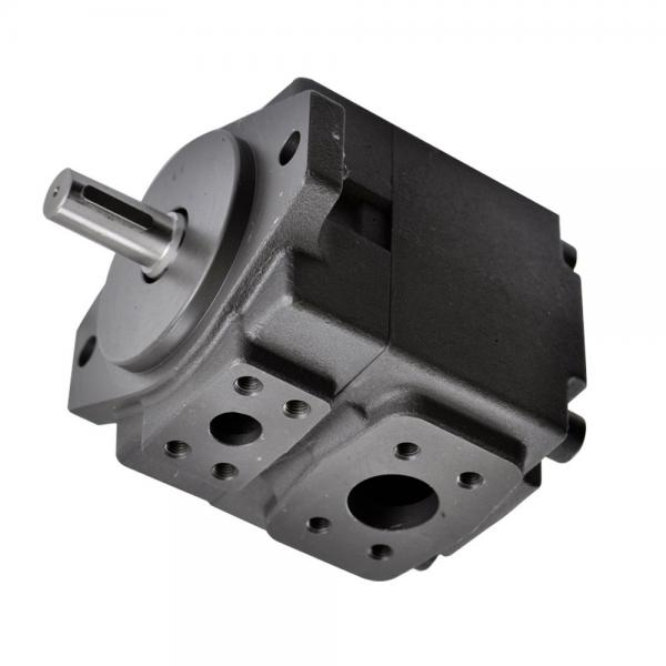 Vickers PVH098R01AJ30A250000001001AW010A PVH Series Variable Piston Pump #1 image